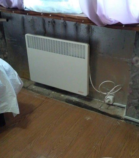 автономное электрическое отопление днепр
